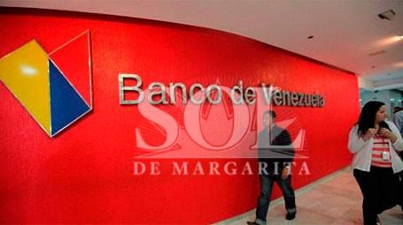 El sol de margarita Banco venezuela clavenet