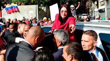 Hackearon la página del Consejo Nacional Electoral de Venezuela