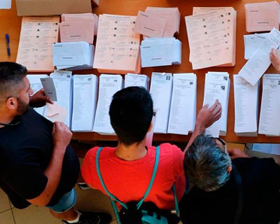 El PP gana en España y Podemos se consolida como segunda fuerza