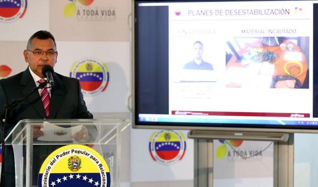 Ministro Reverol: Fue dictada una orden de aprehensión contra Lester Toledo