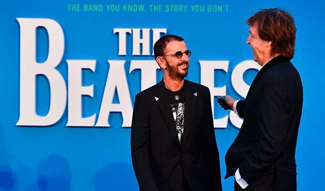 Estreno en Londres de un documental con imágenes inéditas de los Beatles