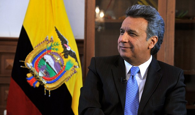 Lenín Moreno - Jorge Glas Binomio Presidencia por ALIANZA PAIS
