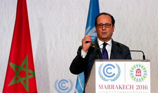 Pide COP22 a Trump permanecer en Acuerdo sobre Cambio Climático