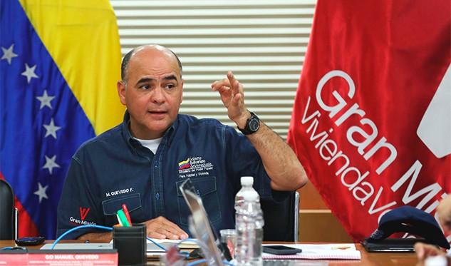 Sitúan inversiones en viviendas en Bs 58 millardos — VENEZUELA
