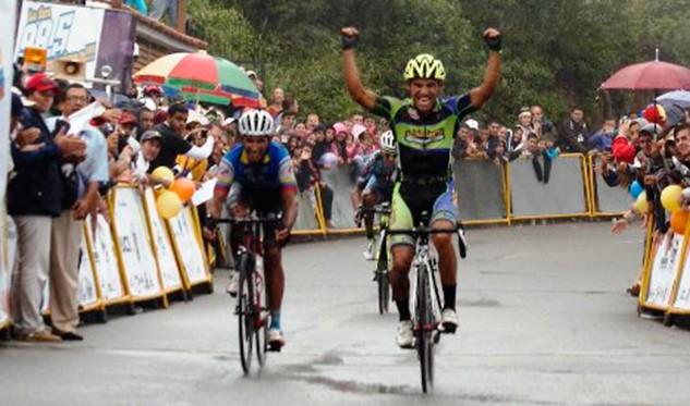 Jackson Rodríguez conquistó II etapa de la Vuelta al Táchira