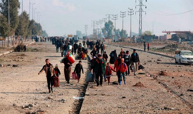Irak: las fuerzas iraquíes entran en un nuevo barrio de Mosul