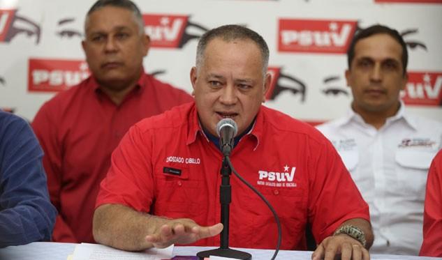 Partido Socialista Unido de Venezuela convoca