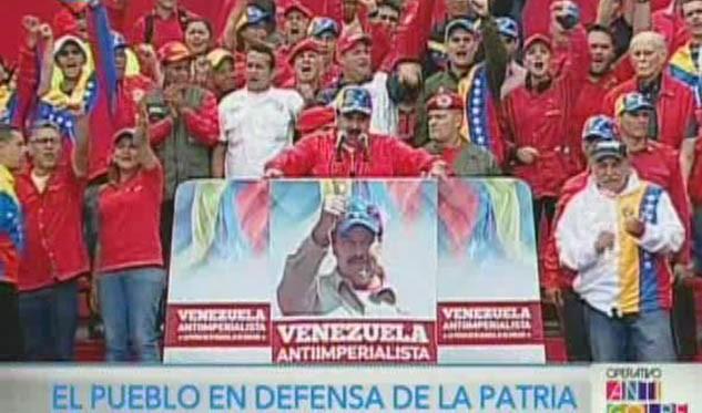 Un militar muere y suman tres los fallecidos en protestas en Venezuela