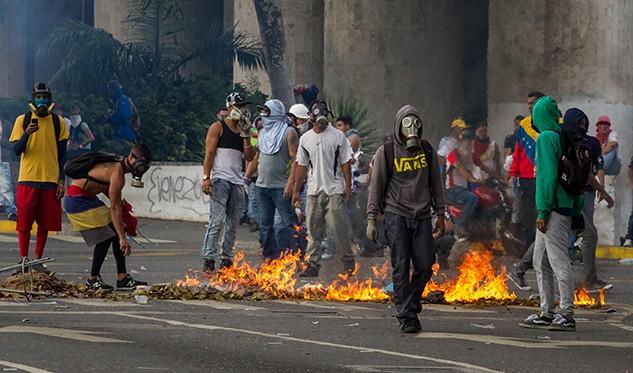 Fiscalía confirma 62 heridos en recientes marchas en Venezuela (+Tuits)