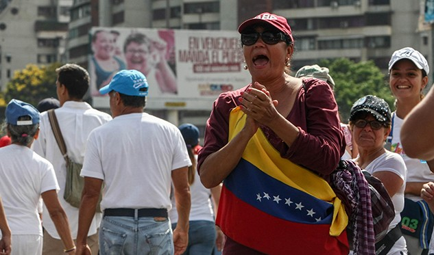 Oposición venezolana reitera convocatoria a caminata y quot;plantónquot; para mañana