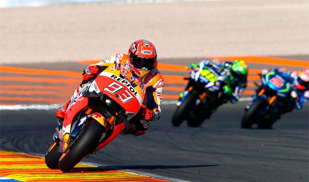 Dani Pedrosa gana el GP de España de MotoGP