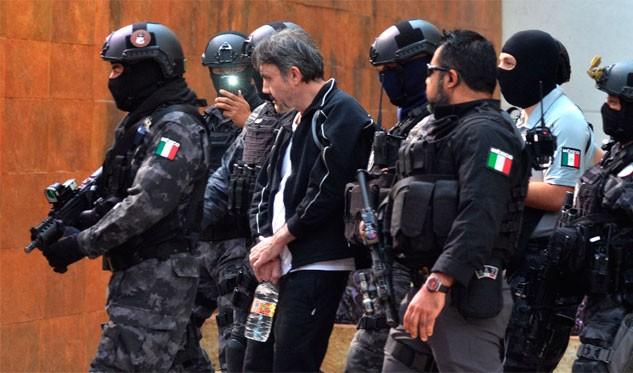 PGR traslada a Dámaso López a penal de máxima seguridad