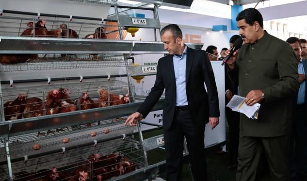 Maduro llama a diversificar producción e ingresos de Venezuela