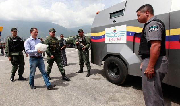 Gobierno surtió bóvedas del BCV con oro de El Callao