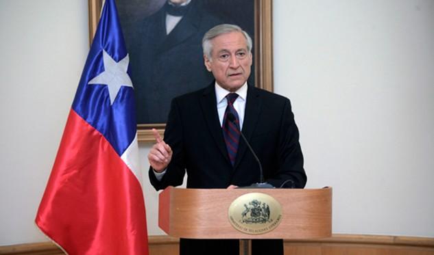 Canciller chileno inicia visita a ONU y Estados Unidos