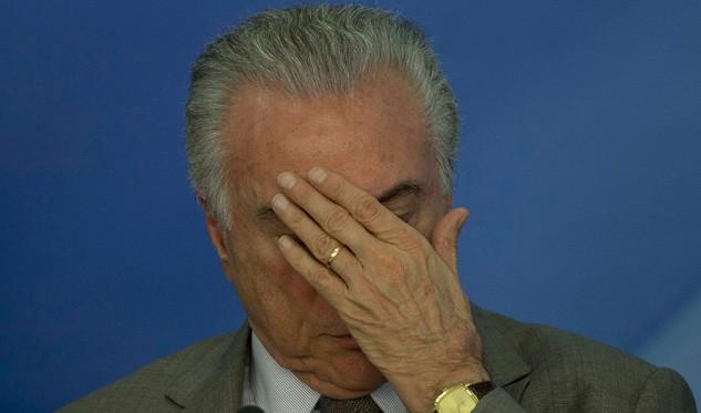 Michel Temer bajo investigación de la Fiscalía de Brasil