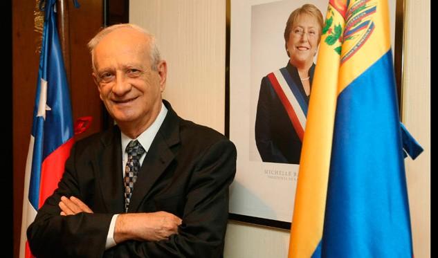 Embajador de Chile en Venezuela retomará sus funciones después de dos meses