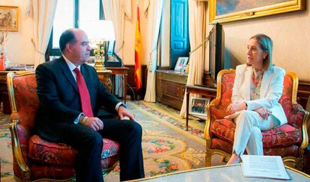 Borges traspasó límite de inmoralidad al pedir sanción a Venezuela — Canciller