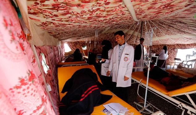 Aumenta a 656 los muertos por Cólera en Yemen