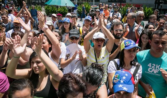 Ministro de Defensa exige respeto a los DDHH — Venezuela