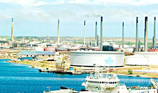 Refinería de Pdvsa en Curazao culmina recuperación