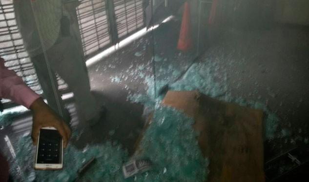 Saren reactiva servicios a escala nacional tras ataque contra sede central