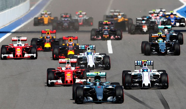 Está listo el calendario 2018 para la Formula 1