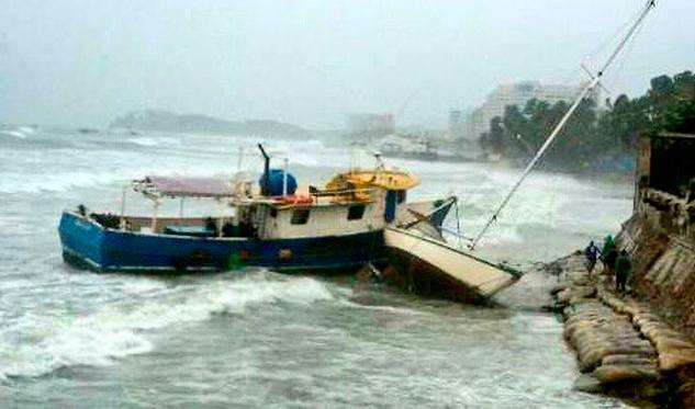 Se forma tormenta tropical Bret en costas del Atlántico