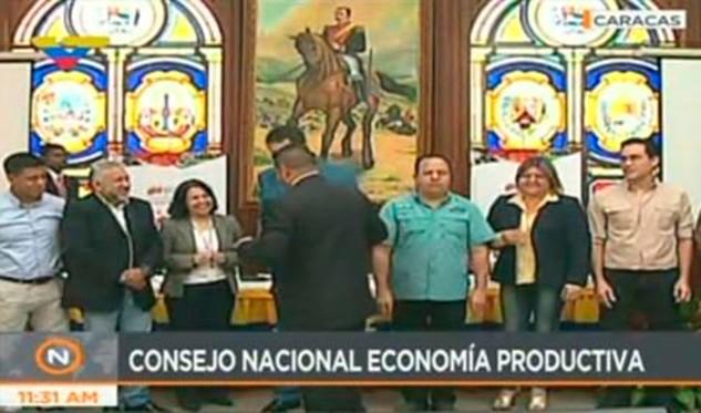 Consejo Nacional de Economía entregó financiamientos a 42 sectores productivos