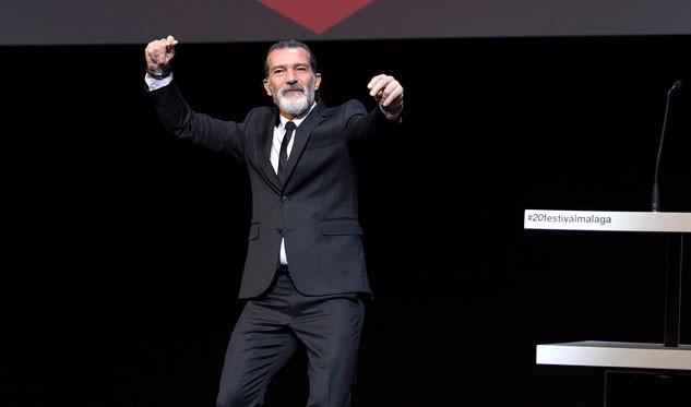 Banderas será galardonado con el Premio Nacional de Cine