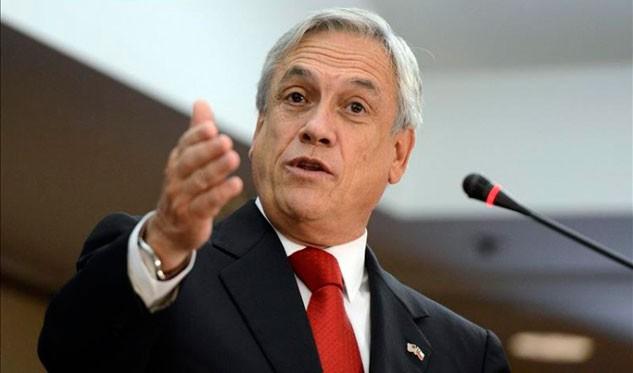 Piñera hizo arder twitter enviándole fuerte mensaje a Nicolás Maduro
