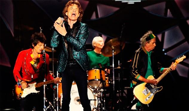 Keith Richards revela planes del nuevo material de The Rolling Stones