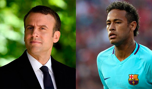 #VIDEO Recrean fichaje de Neymar al PSG con combate de WWE