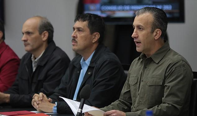 Logramos que la oposición vuelva al juego democrático — El Aissami