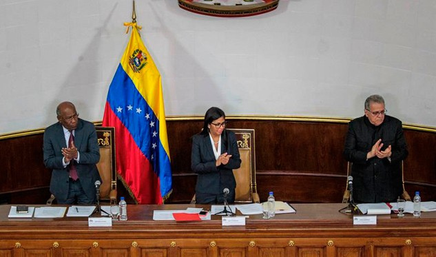 Maduro: Quien salga a las calles a expresar odio, intolerancia y violencia será capturado