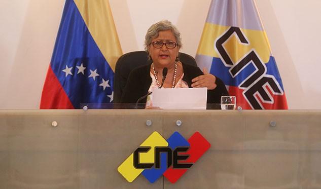 CNE dará a conocer hoy la fecha exacta de las elecciones regionales
