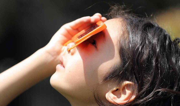 En fotos: Venezuela contempló este 21 de agosto el eclipse solar