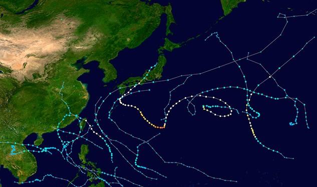 Evacuan en China a 4.000 personas por llegada de tifón Hato