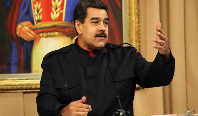 Maduro asegura que han dado la orden de asesinarlo — Venezuela