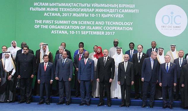 Maduro viajará a Kazajistán a participar en cumbre de países islámicos
