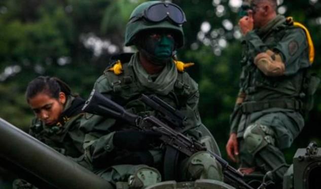 Mueren 11 personas en enfrentamiento entre grupo armado y Ejército venezolano