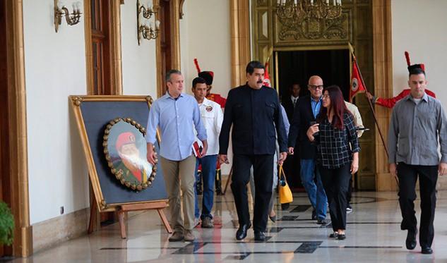 Maduro organiza unas jornadas de solidaridad — Todos Somos Venezuela