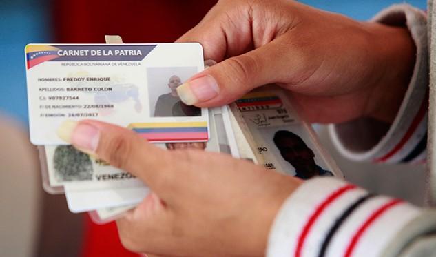 Billetera Móvil activará pagos con Carnet de la Patria