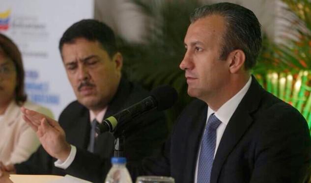 Tenemos los recursos necesarios para producir medicamentos en Venezuela — El Aissami