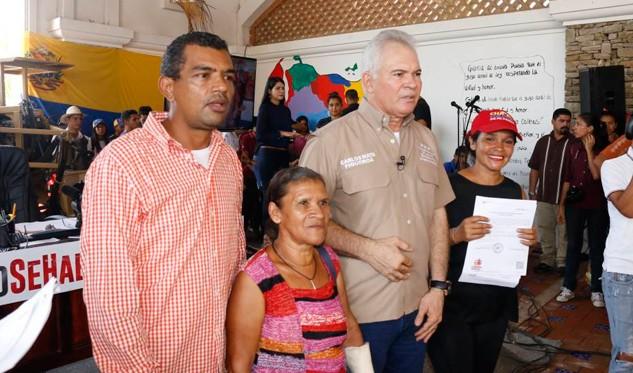 Mata Figueroa: Con unidad revolucionaria se preservará el proceso bolivariano