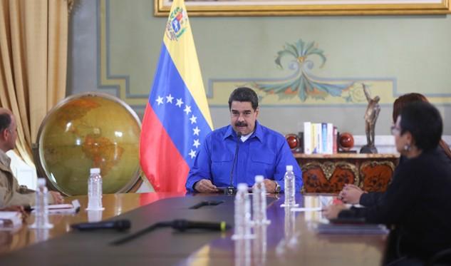 VENEZUELA: Maduro aprueba recursos para Misiones y Grandes Misiones
