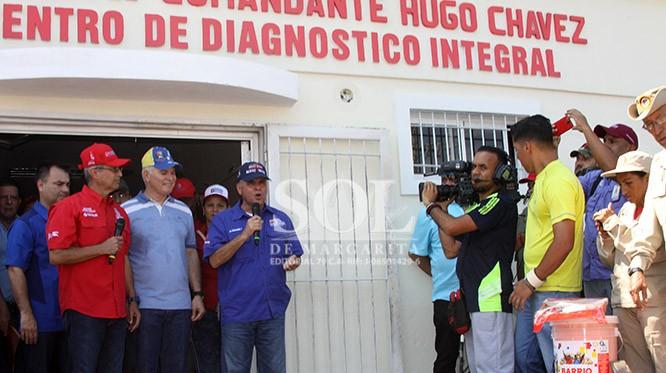 En Nueva Esparta entregan primer CDI rehabilitado por Plan Salud Tricolor
