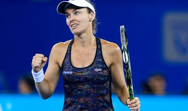 Martina Hingis recupera el número uno en dobles