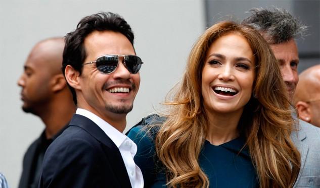 Jennifer López y Marc Anthony se unen por Puerto Rico