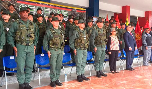 Despliegan Plan República para comicios regionales en Venezuela